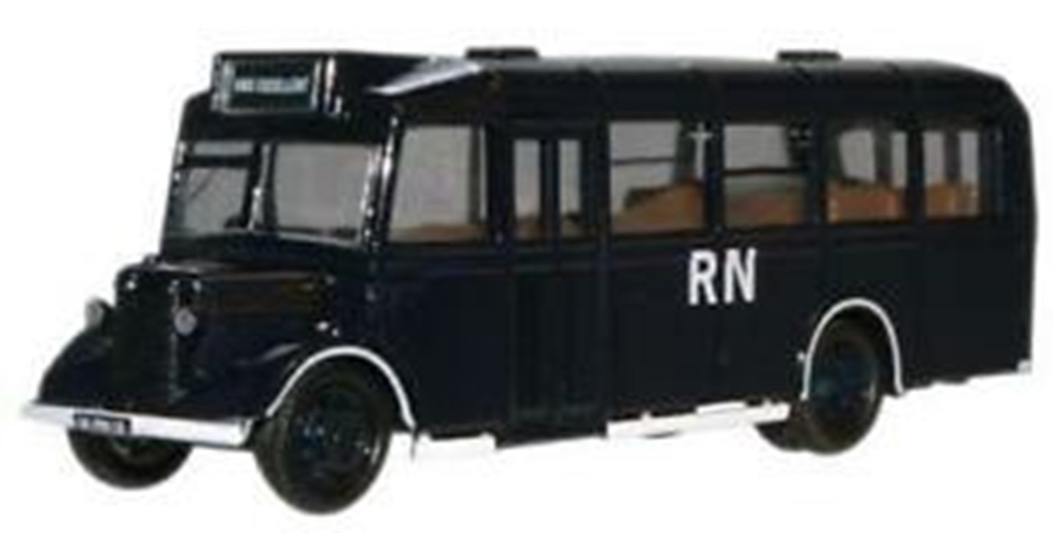 Bedford OWB Royal Navy