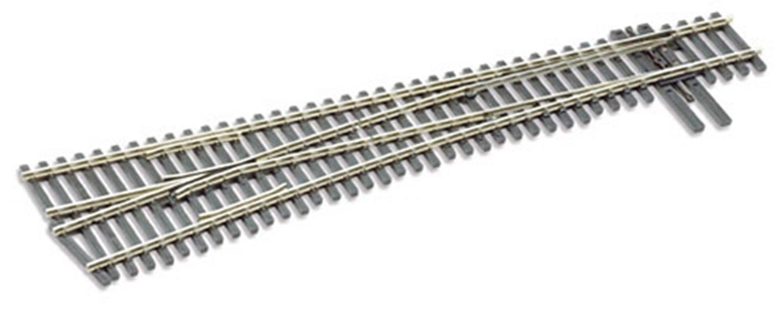 HO Streamline 83' Line No8 Left Hand Turnout (Insulfrog)