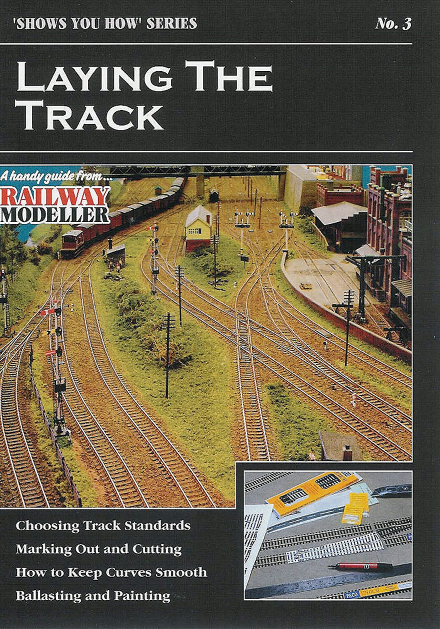 """""""Shows You How"""" Series - Laying the Track"""