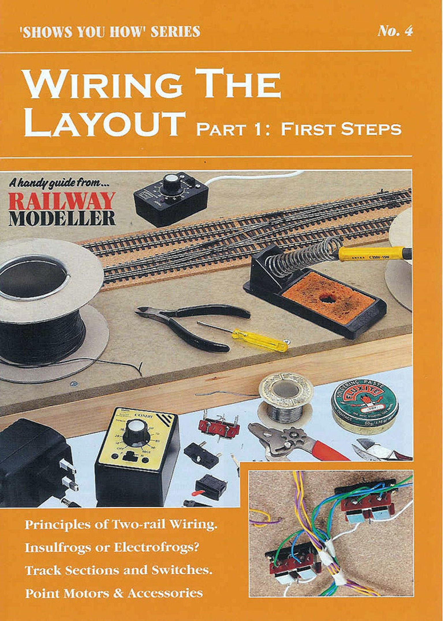"""Shows You How"" Series - Wiring the Layout Part 1: First Steps"