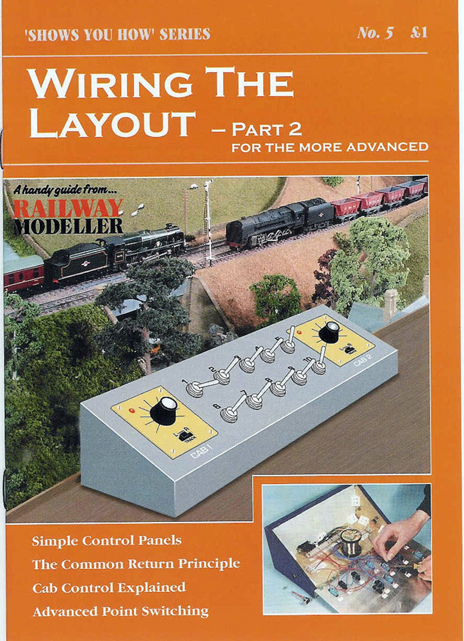 """Shows You How"" Series - Wiring the Layout Part 2: For the more advanced"