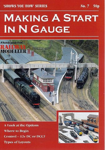 """Shows You How"" Series - Making a Start in N gauge"