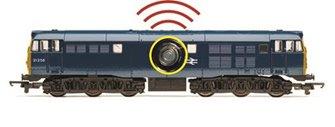 SFX+ Sound Capsule Diesel Locomotive Continuous