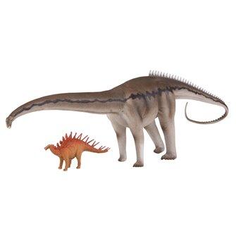 Natural History Museum Diplodocus & Kentrosaurus