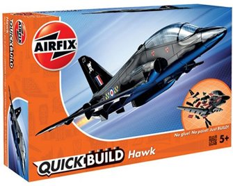 Airfix Quickbuild Model Kit - Hawk