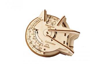 Mechanical Model Curvimeter (Stem Lab)