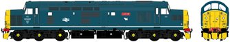 """Class 37/0 37027 """"Loch Eil"""" BR Blue Diesel Locomotive"""