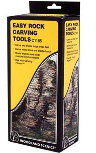 Easy Rock Carving Tools