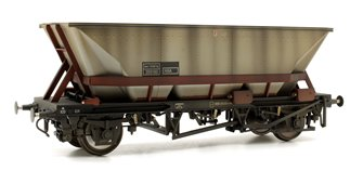 Custom Weathered MGR HAA Coal Wagon (Brown Cradle) #359180