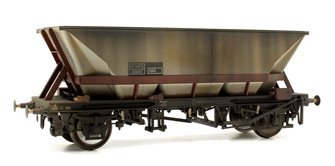 Custom Weathered MGR HAA Coal Wagon (Brown Cradle) #359447