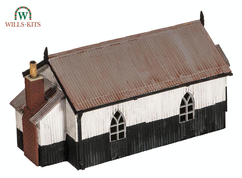 Corrugated Iron Chapel