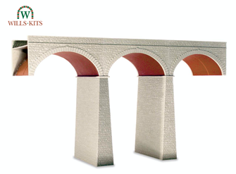 Three Arch Viaduct Kit